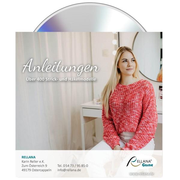 CD mit Anleitungen