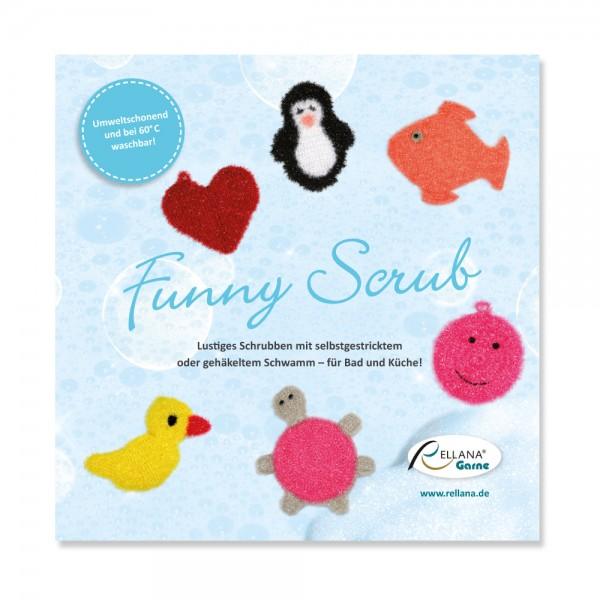 Funny Scrub - Anleitungsheft