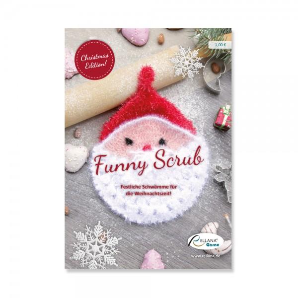 Funny Scrub Christmas Edition - Flyer