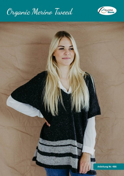 486 Organic Merino Tweed