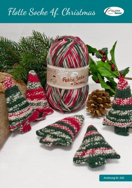 420 Flotte Socke 4f. Christmas
