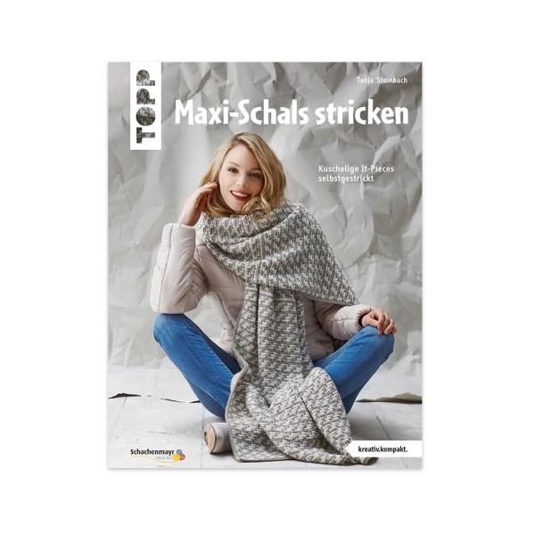 Maxi-Schals stricken