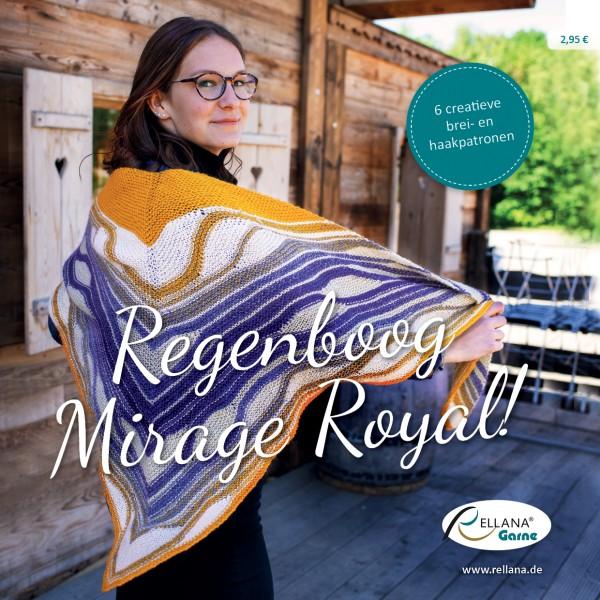 Anleitungsheft - Regenbogen Mirage Royal - NL