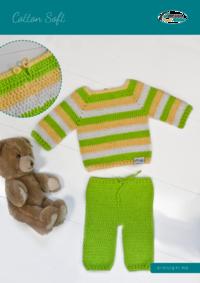 456 Cotton Soft   Baby Set